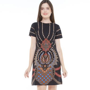 FS - AKSA Batik Adriana Adrian Dress Wanita