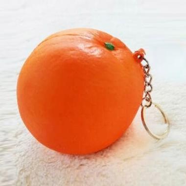 Squishy Orange Mainan Anak [1 Pcs]