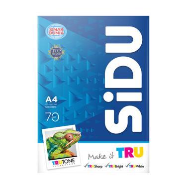 SiDU A4 Kertas Fotokopi [70 GSM/ 500 Lembar]
