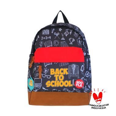 ca7b6f0cad6 Hoofla BPHF 11 Full Printed Backpack Anak