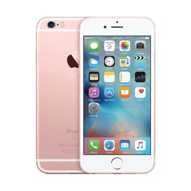 Apple iPhone 6S (Rose Gold, 128 GB) (Refurbish)