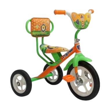 harga Alfrex Arava Sandaran Tricycle Sepeda Roda Tiga Anak Blibli.com