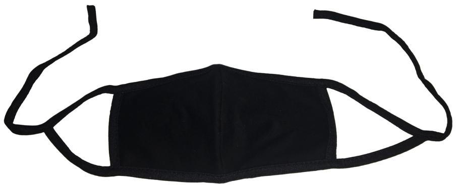 harga Masker Kendaraan Motor Kain Polos Hitam Korea Bisa Dicuci Hitam Blibli.com