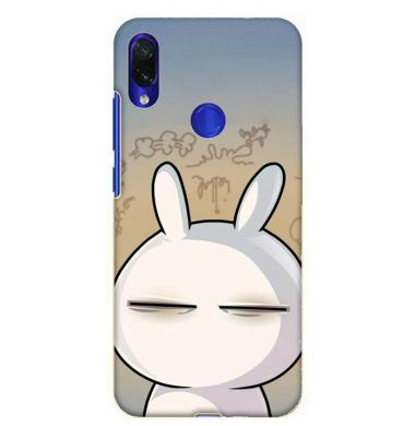 acc hp casing custom hardcase cartoon character flat wallpaper l0485 xiaomi redmi 7 full01