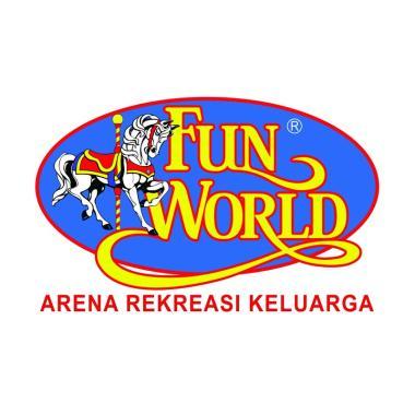 harga Funworld Karawang Central Plaza - Karawang Top Up Saldo [Rp 125.000] - - - Blibli.com