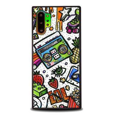 harga Custom Hardcase Casing NOTE 10 PLUS Doodle Art Radio P0682 - - Combine Blibli.com