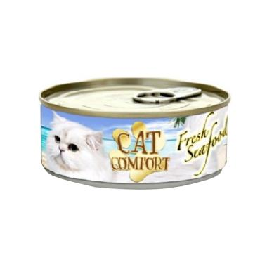 harga Cat Comfort Fresh Seafood Cat Food Blibli.com