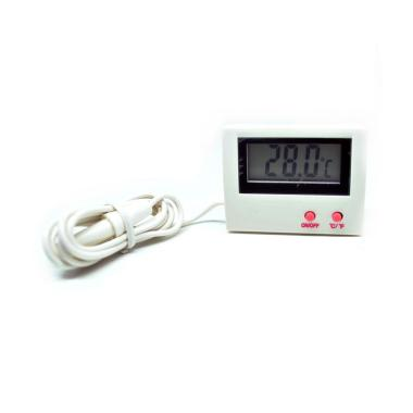 harga Dr Gray Digital Termometer Akuarium Alat Ukur Suhu Air PUTIH Blibli.com