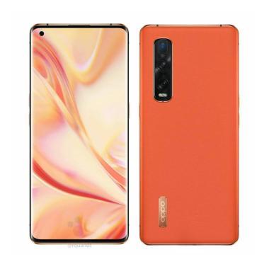 OPPO Find X2 Pro Tea Orange Smartphone [ 512GB/ 12GB ] Tea Orange