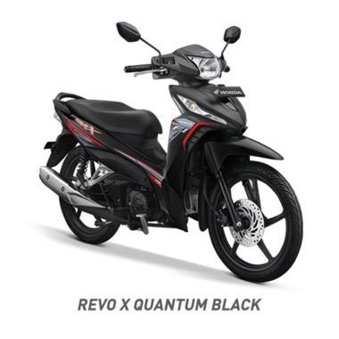Honda Revo X Sepeda Motor [VIN 2020- OTR Jambi]