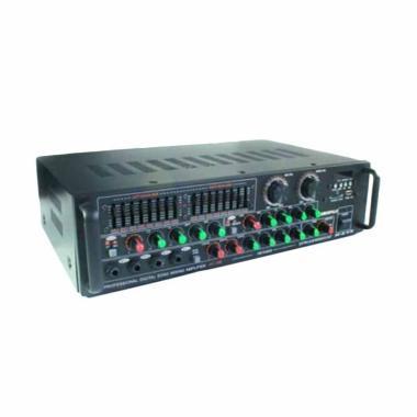 harga Marcopolo MC158 Amplifier Power Mixer 4 Channel [600 Watt] Blibli.com