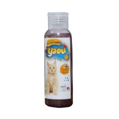 harga YAOU shampo pencegah kutu anjing kucing dan kelinci wangi - Lavender Blibli.com