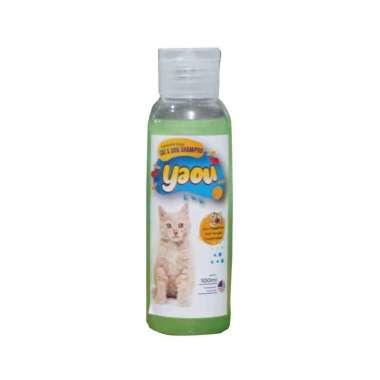 harga YAOU shampo pencegah kutu anjing kucing dan kelinci wangi - Apel Blibli.com