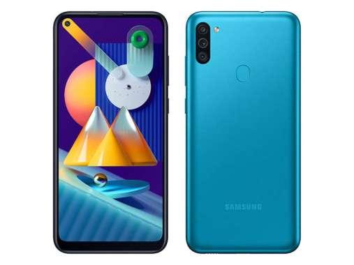 Samsung Galaxy M11 Blue