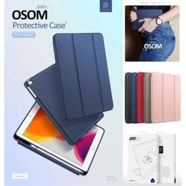 harga Case iPad Mini 5 2019 / Mini 4 Dux Ducis Osom Series Flip Cover Casing - Biru - Blibli.com