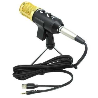 harga Hot Promo! TaffSTUDIO Professional Condenser Microphone BM-900 with Mini Tripod Baru! Multicolor Blibli.com