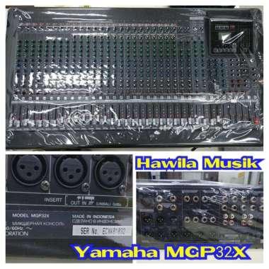 harga Mixer YAMAHA MGP32X MGP 32 X MGP32 X MGP 32X ORIGINAL Garansi Resmi Blibli.com