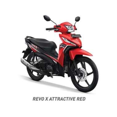 Bangka Belitung - Honda Revo X Sepeda Motor [VIN 2020]
