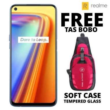 harga Realme 7 8-128 GB Free Tas Bobo BIRU Blibli.com