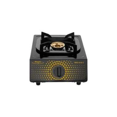 harga Maspion Kompor Gas 1 Tungku / Single Burner LPG MKS-810C hitam Blibli.com