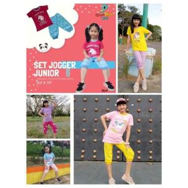 harga Setelan Baju anak perempuan 5-14 Tahun 9-10 tahun Kuning Blibli.com