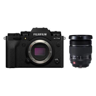 harga Fujifilm X-T4 Body Only + PWP XF16-55MM Black Blibli.com