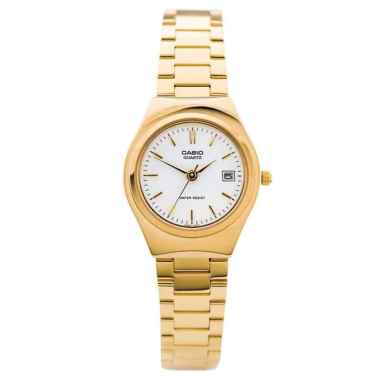 CASIO LTP-1170N-7ARDF - Jam Tangan Wanita GOLD
