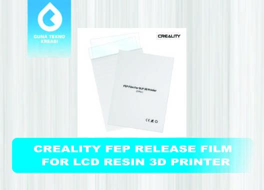 harga FEP Film untuk Resin 3D Printer 14x20cm transparant Blibli.com