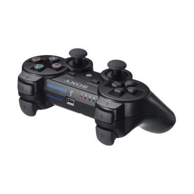 SP Sony PS3 Wireless Stick Stik Game Pad Controller - Hitam