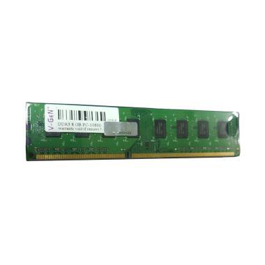 V-GeN DDR3 Long Dimm Memory PC [8GB/PC10600/1333Mhz]
