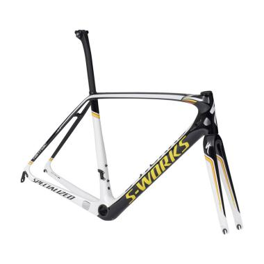 Specialized Bicycle SW Tarmac Frame ... soris & Parts Black White