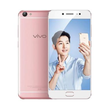 VIVO V5 Smartphone - Rose Gold [32GB/ 4GB] + Free Tongsis