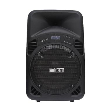 Aubern Audio PA System BE12CR Portable Speaker
