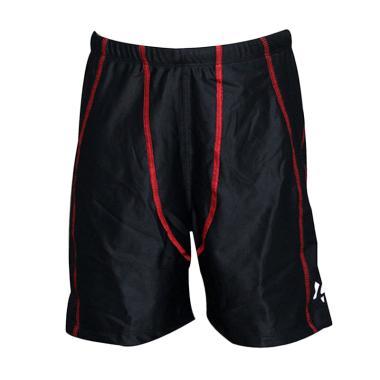 Lasona CR9-P746-L4 Celana Renang Anak Laki-Laki - Black Red