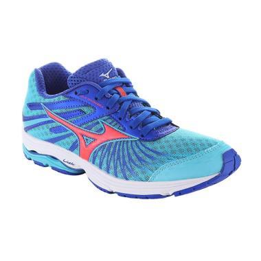Mizuno Wave Sayonara 4 (W) J1GD163055 Sepatu Lari