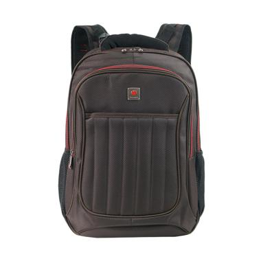 Polo Classic 18078-21 Backpack + Rain Cover - coffee