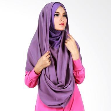 Milyarda Hijab Sirhood Kerudung - Ungu