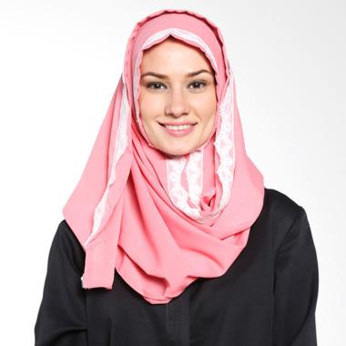 Tatuis Pashmina Damour 044 Pashmina Hijab - Peach