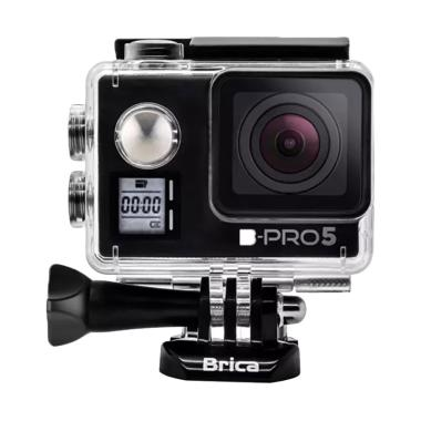 Brica B-Pro 5 Alpha Edition Mark IIs AE2S Action Camera - Black