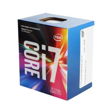 Intel Core i7-7700 Kaby Lake Processor [Socket 1151/Box]