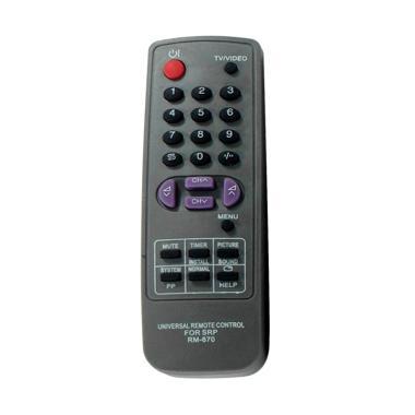 Sharp Remote Control untuk TV Tabung & CRT
