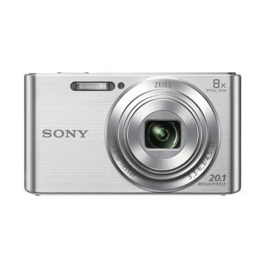 SONY Cyber-shot DSC-W830 Kamera Pocket - Silver