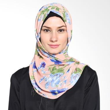 Tatuis Pashmina Damour 045 Pashmina Hijab - Peach