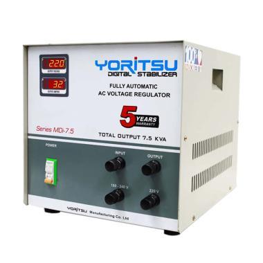 Yoritsu Digital 7,5 KVA 1 Phase Stabilizer