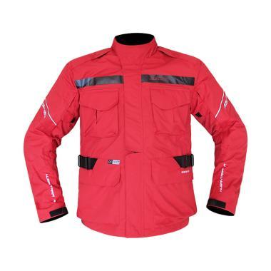 Respiro Nusantara R R3.1 Jaket Motor - Merah