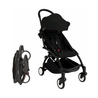 Babyzen Yoyo Stroller - Black [6 M+]