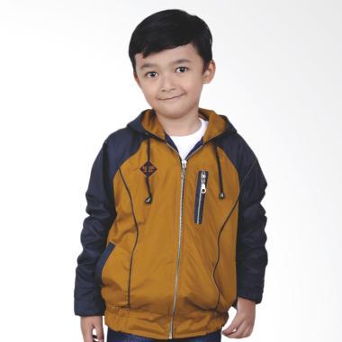 Catenzo Junior Edwin CDI 129 Jaket Anak - Tangerine