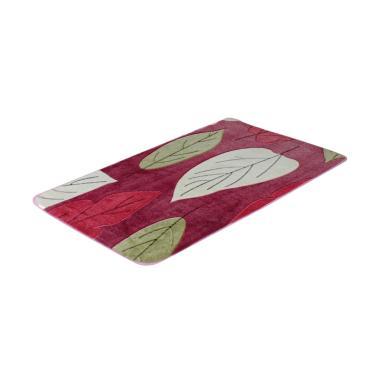 Fantasy Printing Mat Keset Lantai - Red [40x60 cm]