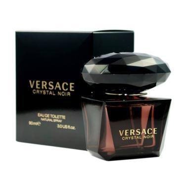 Ml Versace Crystal Parfum Edt Noir Wanita90 dBeWroxC