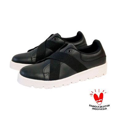 Voila Vanite Elastic Sepatu Sneakers Wanita